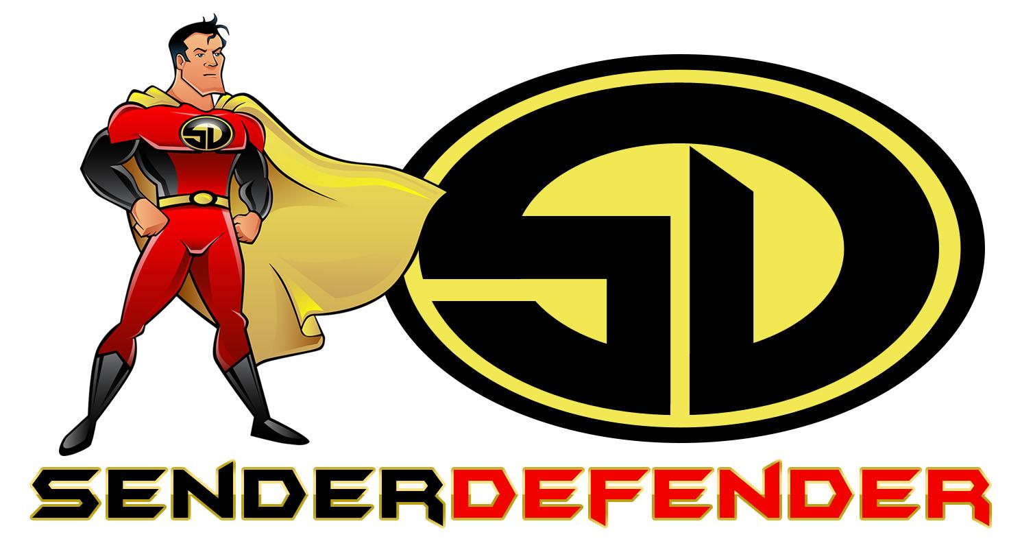 SenderDefender Logo