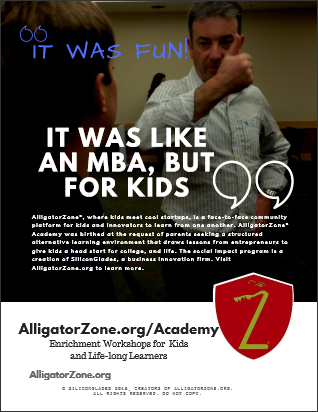 Brochure - AlligatorZone® Academy