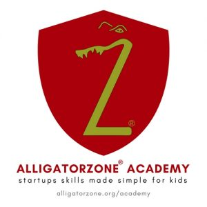 AlligatorZone Academy - startup skills made simple for kids